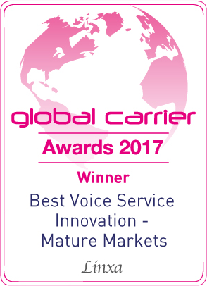 Global Carrier Awards 2017 Winner